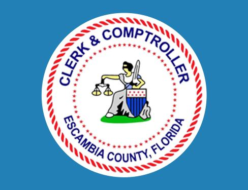Clerk and Comptroller, Escambia County, Florida
